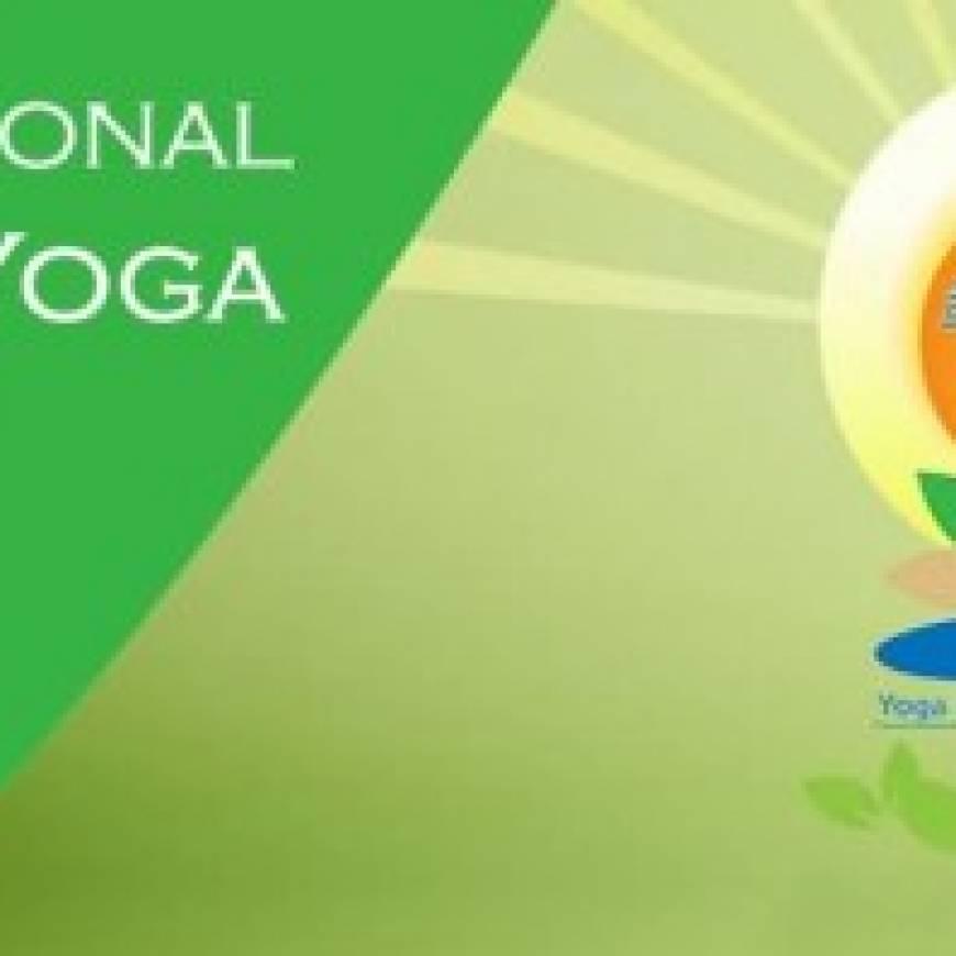 Nyílt nap a jóga világnapján!