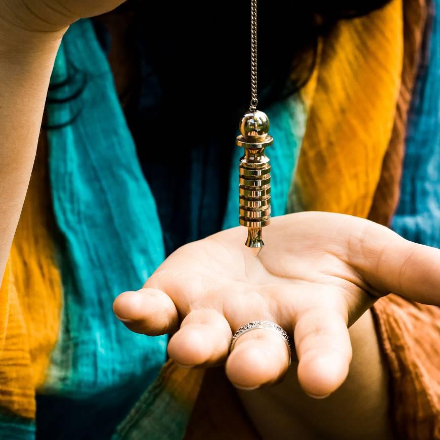 Csakramasszázs és spirituális eszközök használata tanfolyam