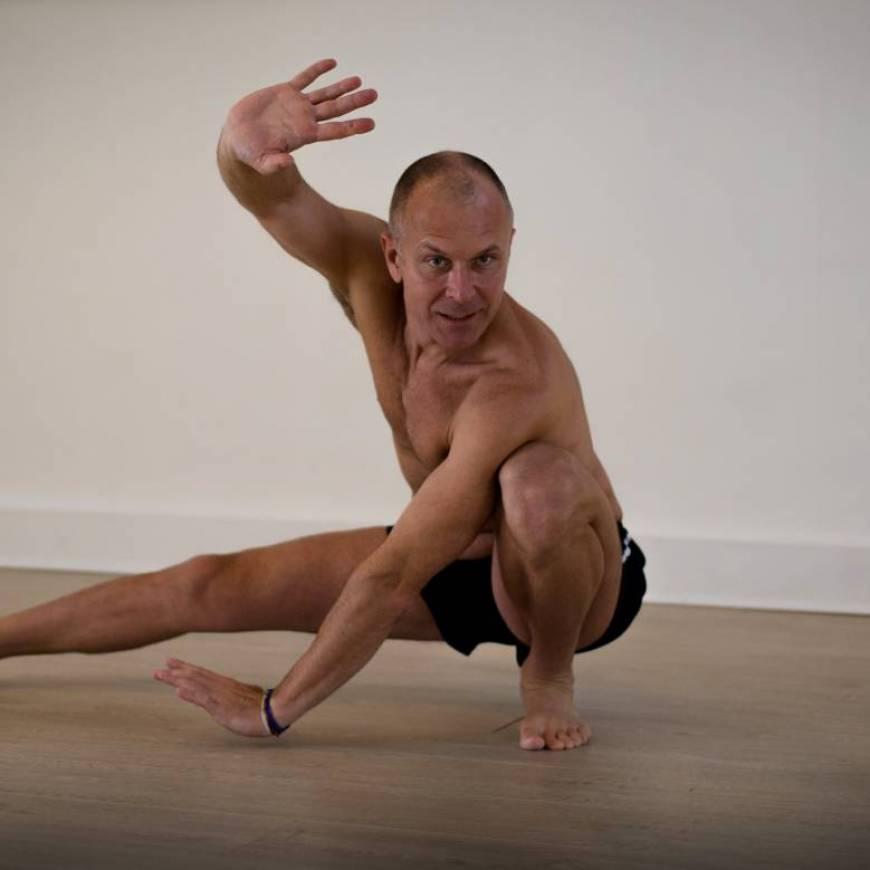 Chi Flow jóga workshop Roman Kouzmenkoval – 2019. szeptember 23-24