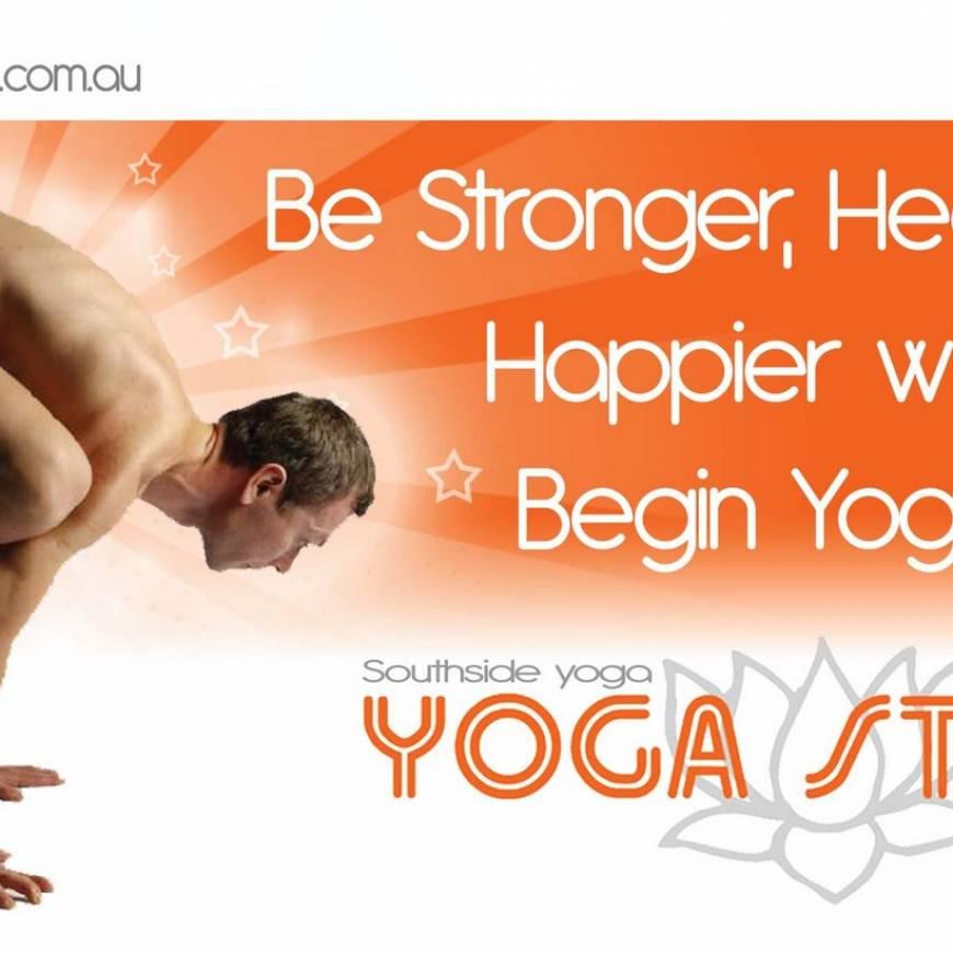 Ausztrál Yoga Synergy vendégoktató január 9-én a stúdióban!